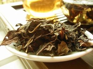 30 jaar oude witte thee