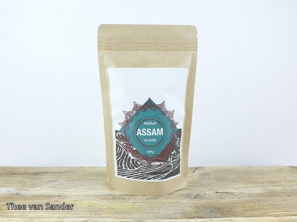 Assam Bukhail, zwarte thee uit India