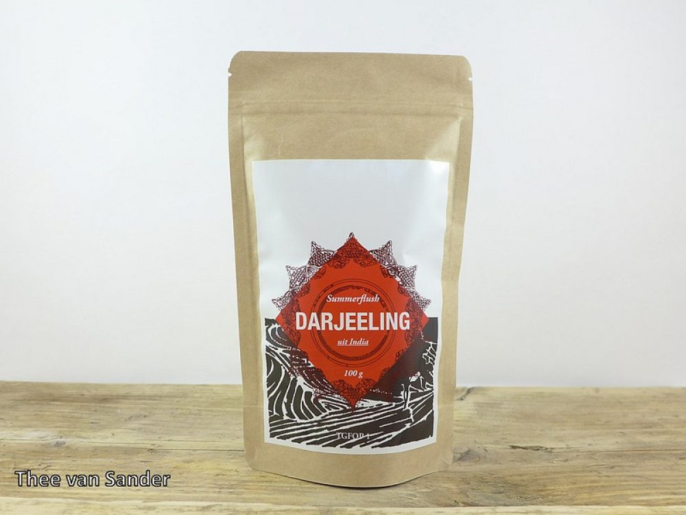 Darjeeling summer flush