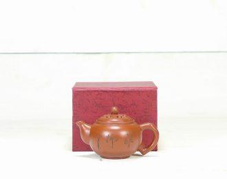 Yixing theepot rood 100 ml