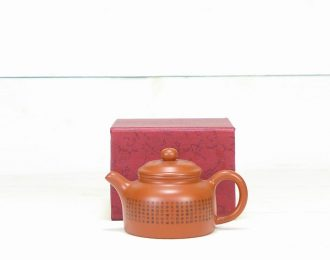 Yixing theepot rood 150 ml