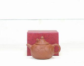 Yixing theepot rood 180 ml